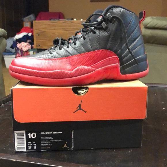 Jordan Shoes 12 Flu Game Poshmark
